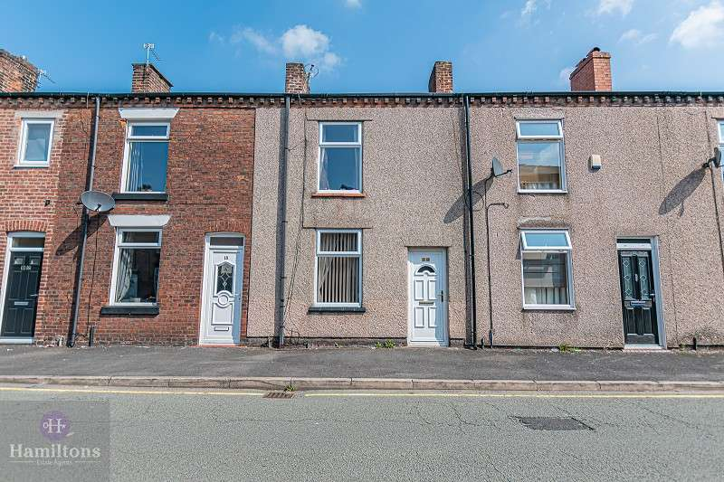 2 Bedrooms Terraced House for sale in Abbey Street, Leigh, Greater Manchester. WN7 1EU