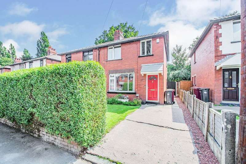 3 Bedrooms Semi Detached House for sale in Vale Avenue, Radcliffe, M26