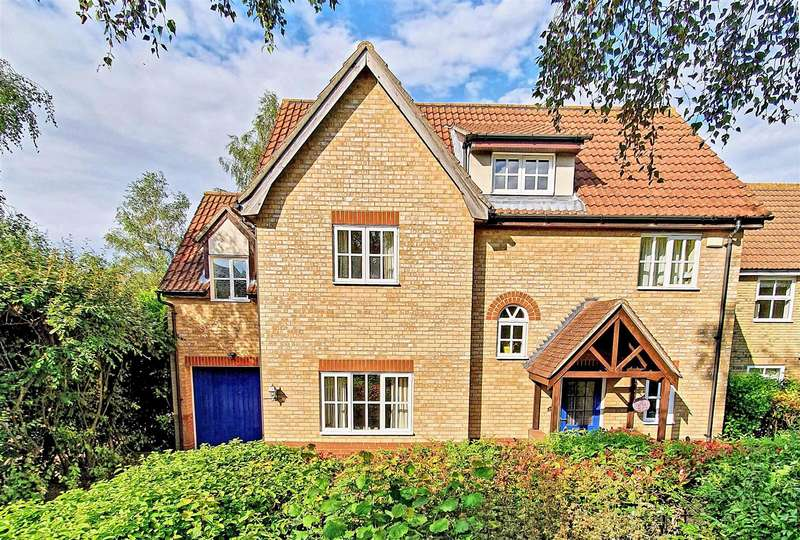 5 Bedrooms Detached House for sale in Timbers Close, Great Notley, Braintree