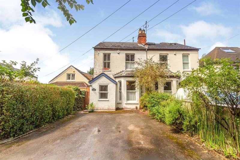 4 Bedrooms Semi Detached House for sale in Haywards Lane, Cheltenham, GL52