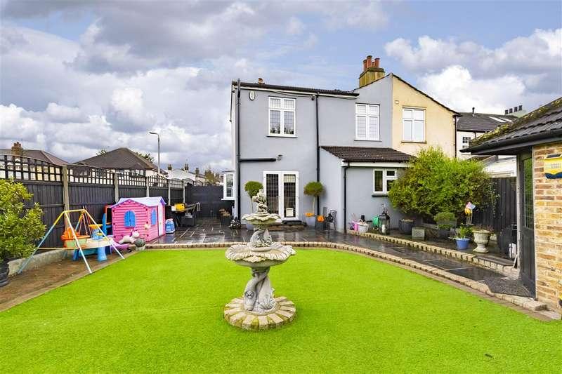 4 Bedrooms Semi Detached House for sale in Oak Street, Romford