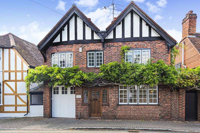 5 Bedrooms Semi Detached House for sale in Wargrave, Reading, RG10