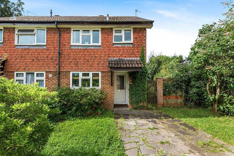 3 Bedrooms Semi Detached House for sale in Magill Close, Spencers Wood, Reading, RG7