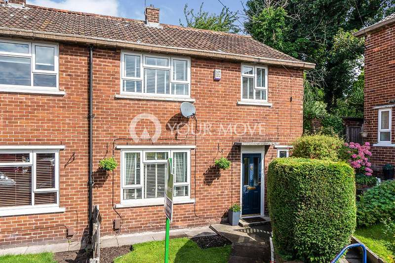 3 Bedrooms Semi Detached House for sale in Hayfield Road, Salford, M6