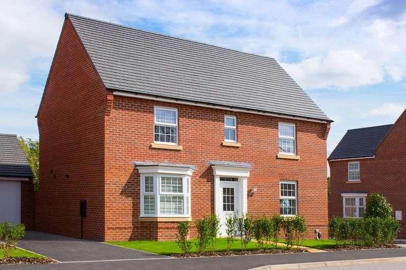 4 Bedrooms House for sale in Layton, Burnmill Grange, Burnmill Road, Market Harborough, MARKET HARBOROUGH, LE16 7XB