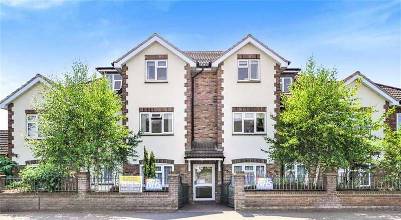1 Bedroom Retirement Property for sale in London Road, Hadleigh, ESSEX