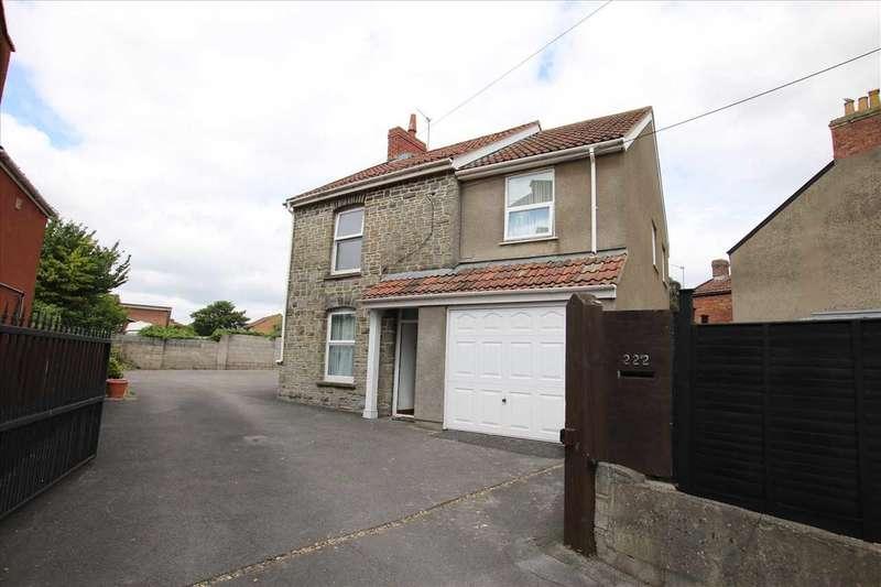 3 Bedrooms Detached House for sale in Hanham Road Hanham, Bristol