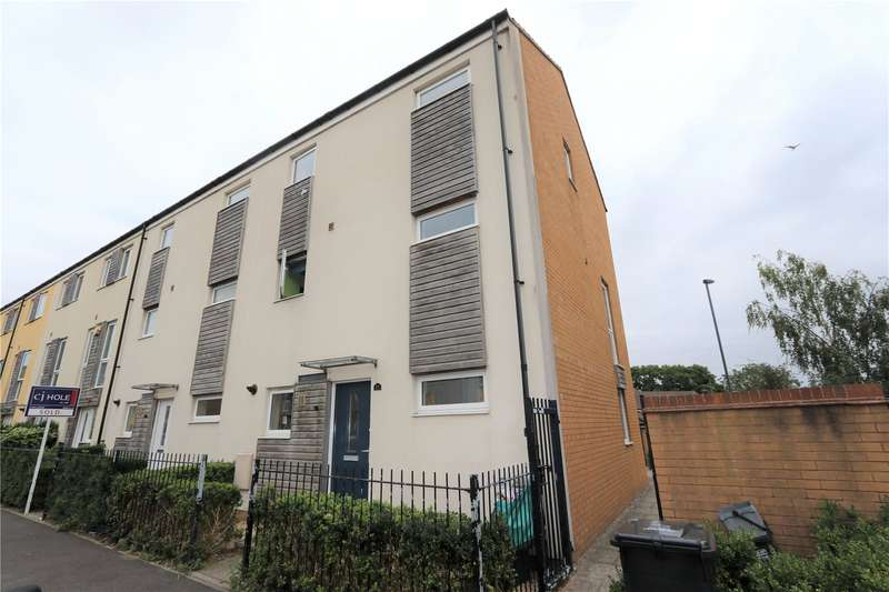 3 Bedrooms Property for sale in Wood Street, Charlton Hayes, Patchway BS34