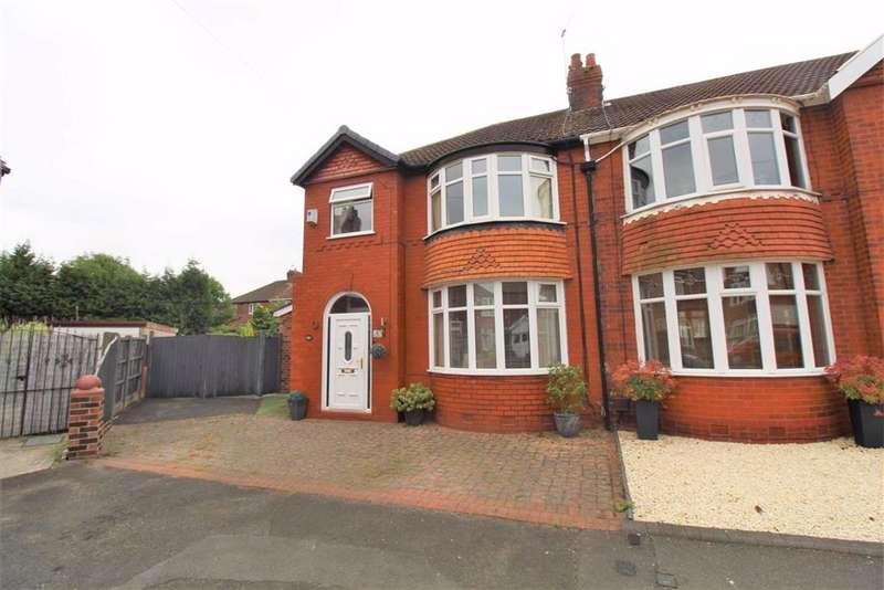 3 Bedrooms Semi Detached House for sale in Norton Avenue, Denton, Manchester