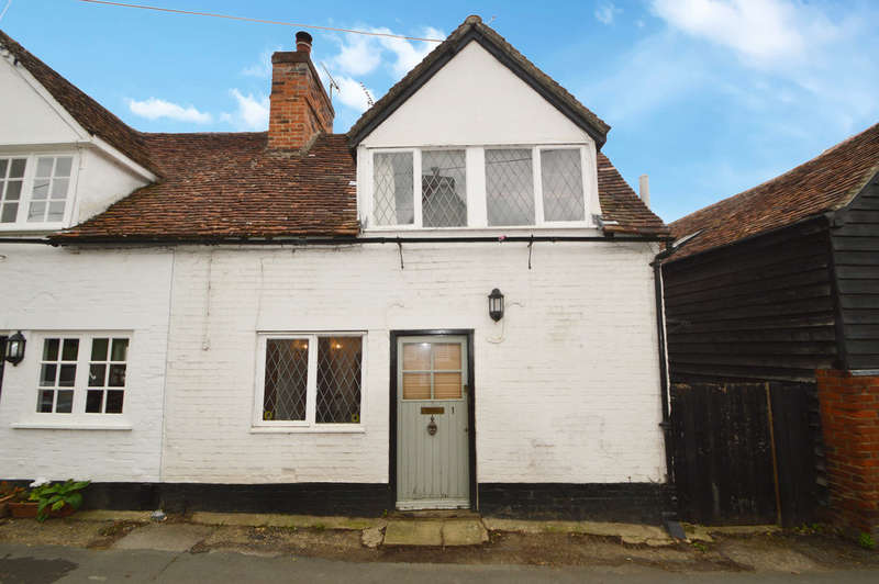 2 Bedrooms Cottage House for sale in Church Lane, Castle Hedingham
