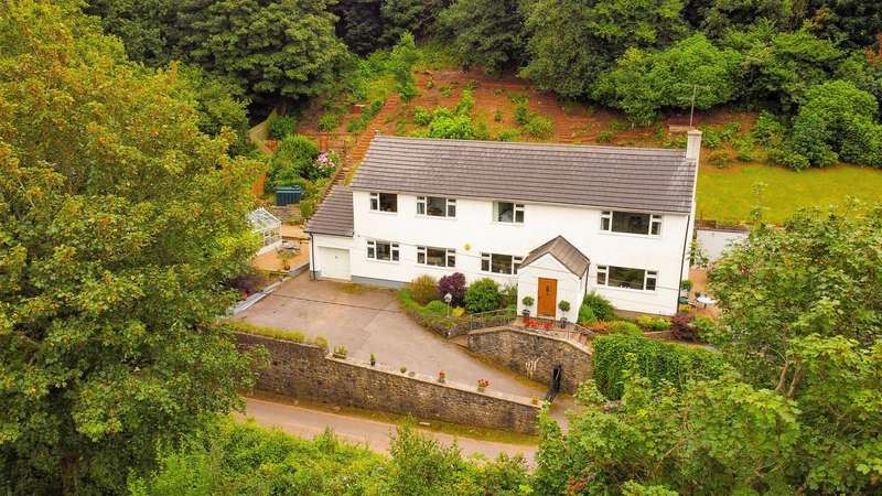 4 Bedrooms Detached House for sale in Nortons Wood Lane, Clevedon