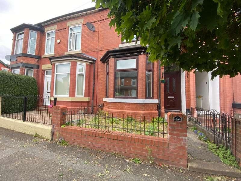 3 Bedrooms Terraced House for rent in Ivygreen Road, Chorlton