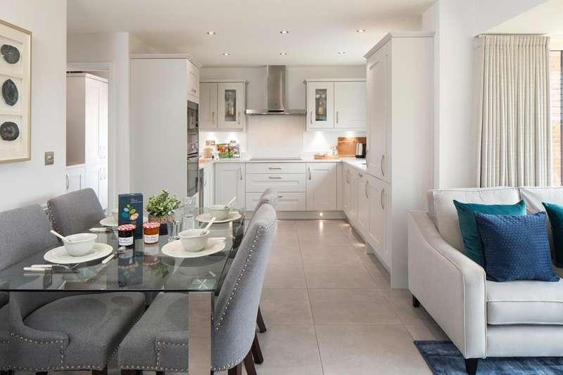 4 Bedrooms House for sale in Winstone, Fleckney Fields, Kilby Road, Fleckney, LEICESTER, LE8 8BP