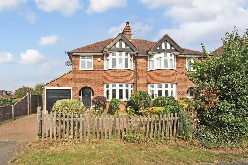3 Bedrooms Semi Detached House for sale in Cheddington