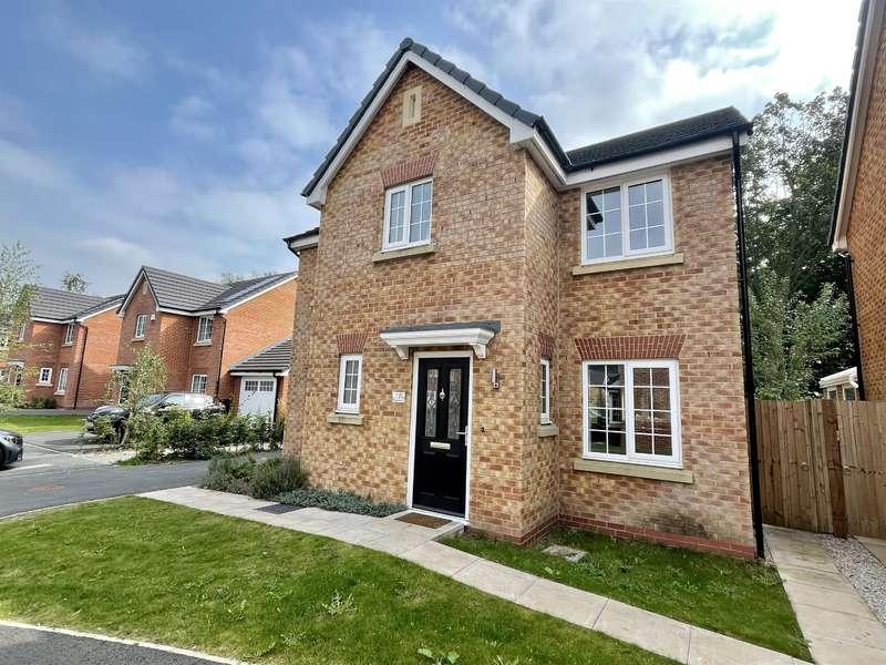 4 Bedrooms Detached House for sale in Rosebay Gardens, Higher Walton, Preston, PR5 4BS