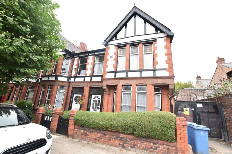 4 Bedrooms Terraced House for sale in Horringford Road, Aigburth, Liverpool, L19