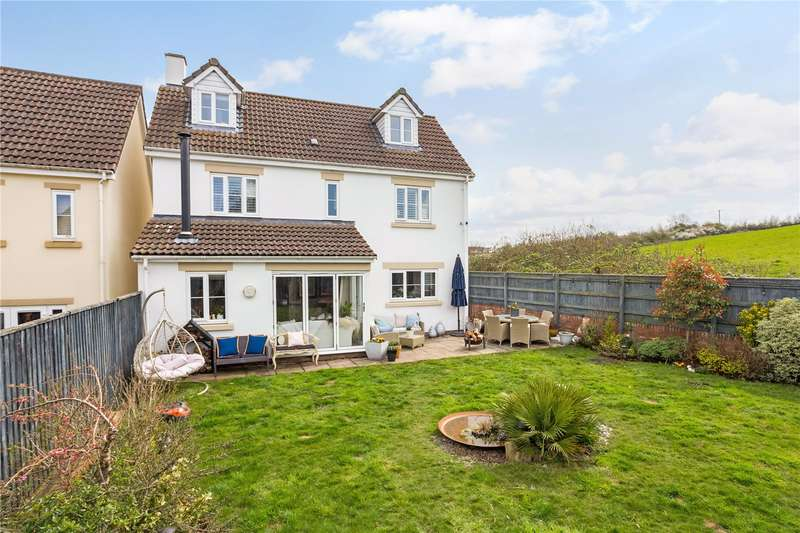 4 Bedrooms Flat for sale in Mapstone Rise, Longwell Green, South Gloucestershire, BS30