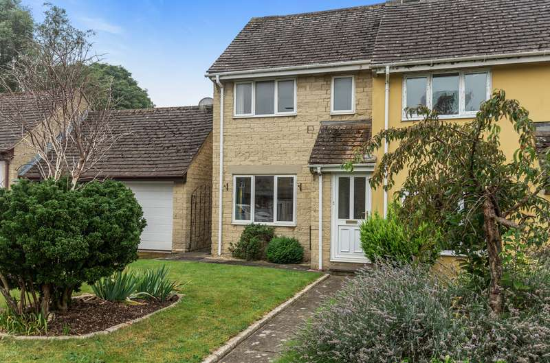 1 Bedroom End Of Terrace House for sale in Longtree Close, Tetbury, GL8