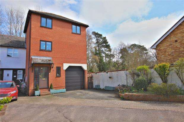 3 Bedrooms End Of Terrace House for sale in Great Oak Court, Great Yeldham, Halstead