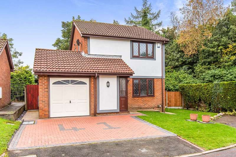 3 Bedrooms Detached House for rent in Blackthorn Croft, Clayton-le-Woods, Chorley, PR6