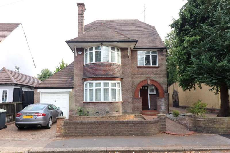 5 Bedrooms Detached House for sale in Marlborough Road, Luton, Bedfordshire, LU3 1EF