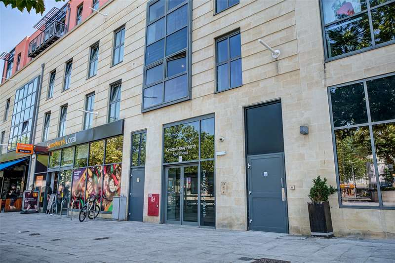 1 Bedroom Flat for sale in Central Quay North, Broad Quay, Bristol, BS1