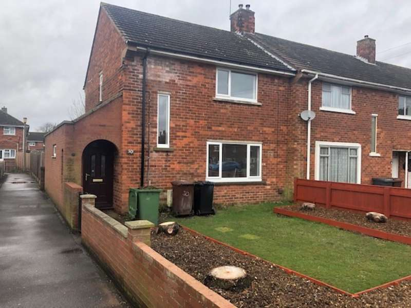 2 Bedrooms Property for rent in Hemswell Avenue, Lincoln LN6
