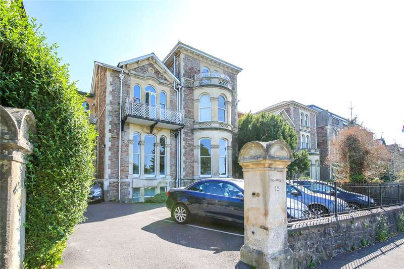 2 Bedrooms Property for sale in Upper Belgrave Road, Clifton, Bristol BS8