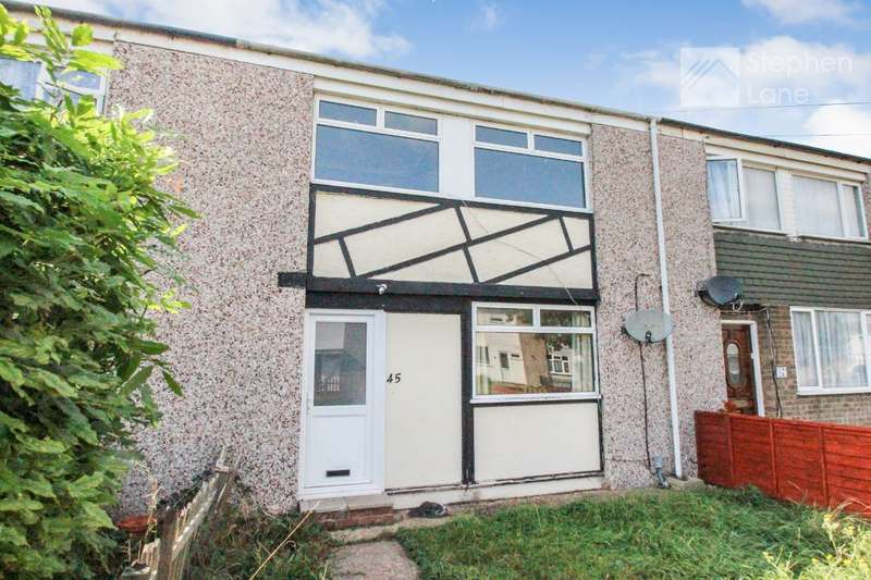 3 Bedrooms Terraced House for sale in Second Avenue, Canvey Island