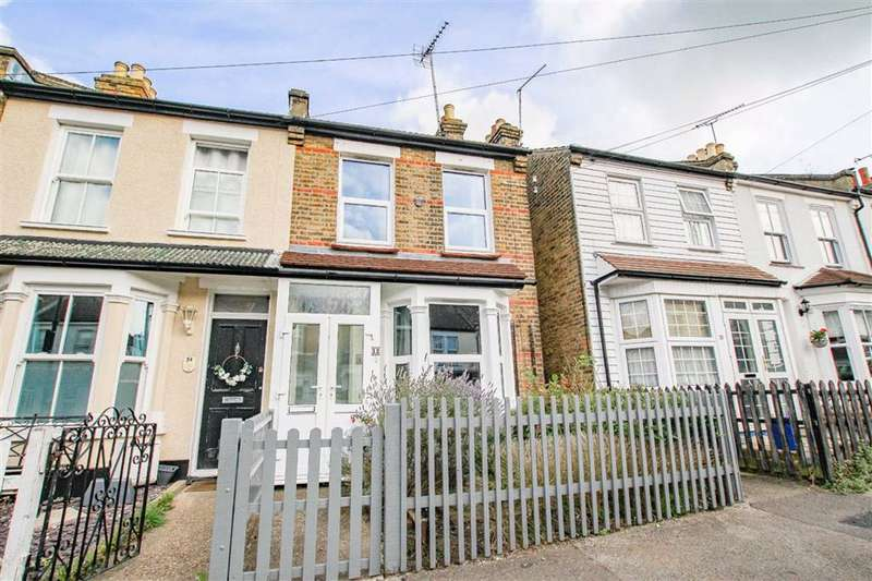 2 Bedrooms Terraced House for sale in Leighville Grove, Leigh-On-Sea, Essex