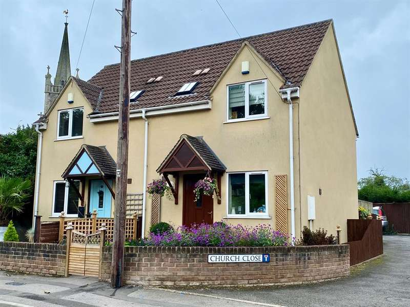 2 Bedrooms Semi Detached House for sale in Church Close, Stone, Berkeley, GL13 9LS