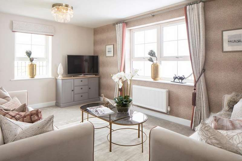 3 Bedrooms House for sale in Moresby, Great Oldbury, Great Oldbury Drive, Stonehouse, STONEHOUSE, GL10 3SJ