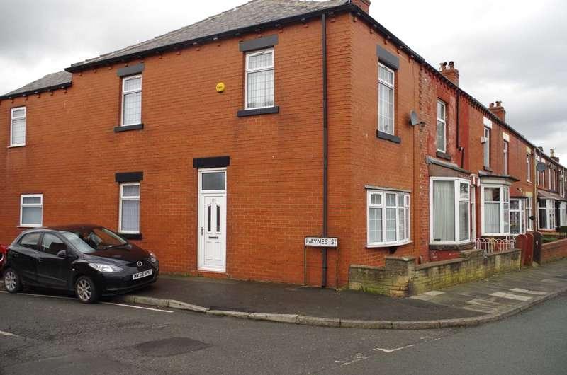 1 Bedroom End Of Terrace House for rent in Haynes Street, Daubhill