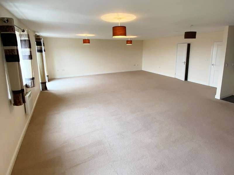 2 Bedrooms Penthouse Flat for rent in Haven VIllage, , Boston, PE21 8GE