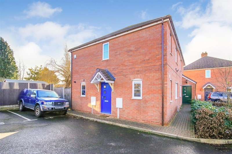 3 Bedrooms Semi Detached House for rent in Willow Gardens, Long Lawford, Rugby