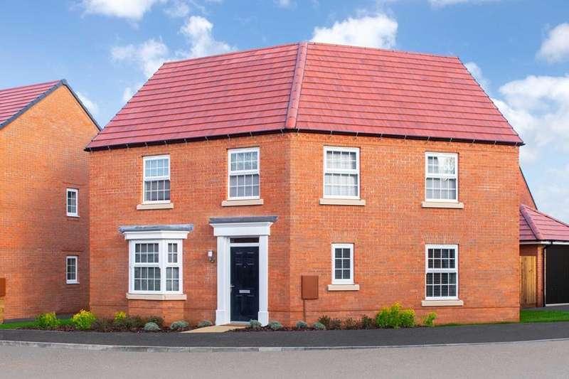 4 Bedrooms House for sale in Ashtree, Grange View, Grange Road, Hugglescote, COALVILLE, LE67 2BS