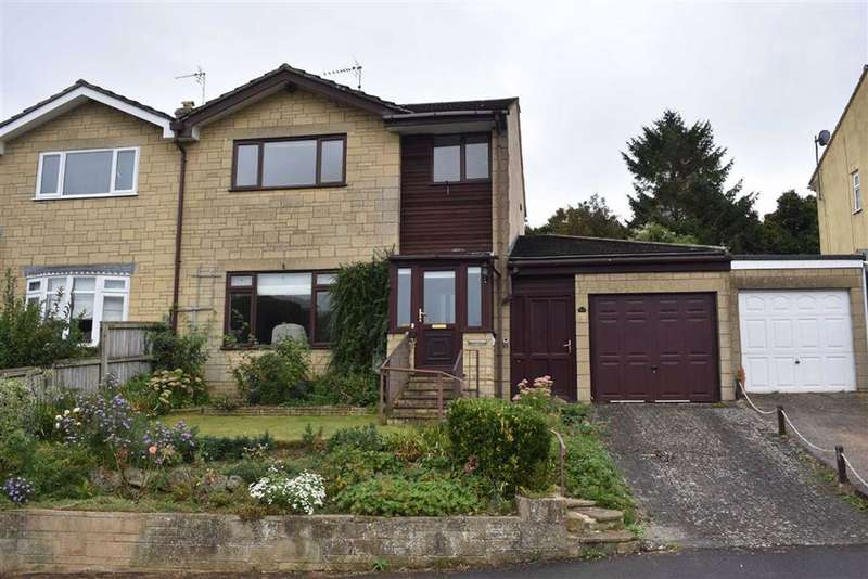 3 Bedrooms Semi Detached House for sale in Orchard Leaze, Cam, GL11