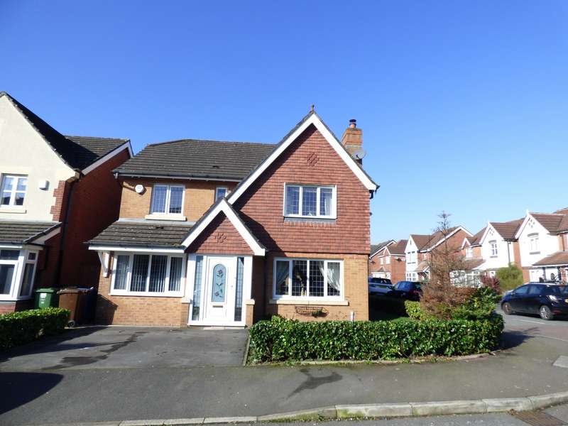 4 Bedrooms Detached House for sale in Bury, Greater Manchester