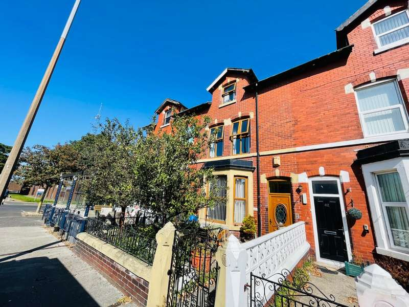 4 Bedrooms Terraced House for sale in Fleetwood, Lancashire, .