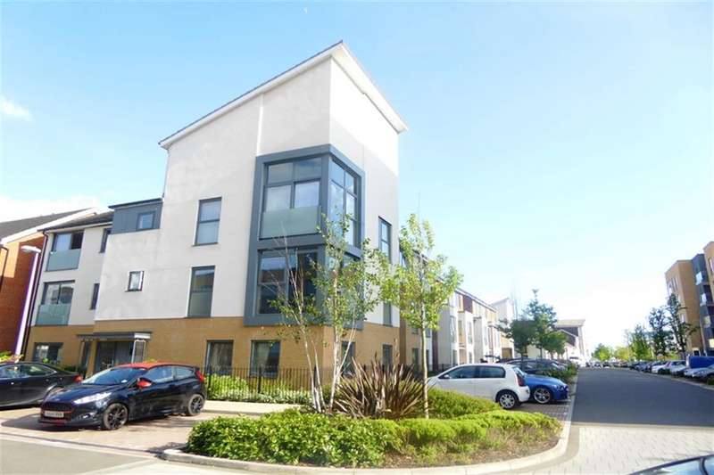 1 Bedroom Apartment Flat for sale in Drake Way, Reading, RG2