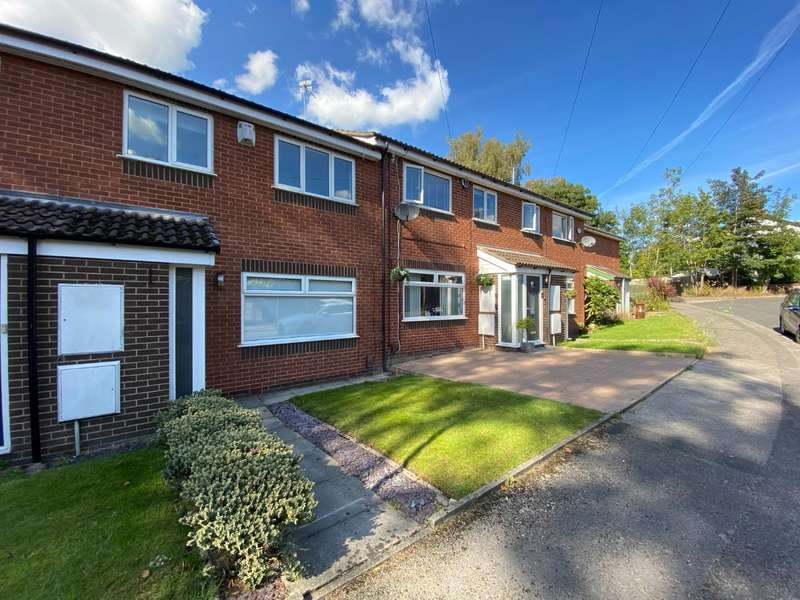3 Bedrooms Terraced House for rent in Willaston Close, Manchester