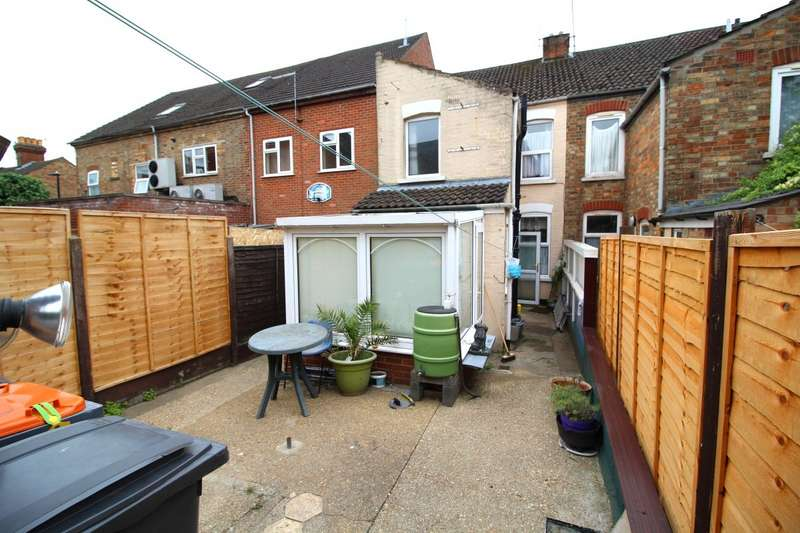 2 Bedrooms End Of Terrace House for sale in Stanley Street, Bedford, Bedfordshire, MK41
