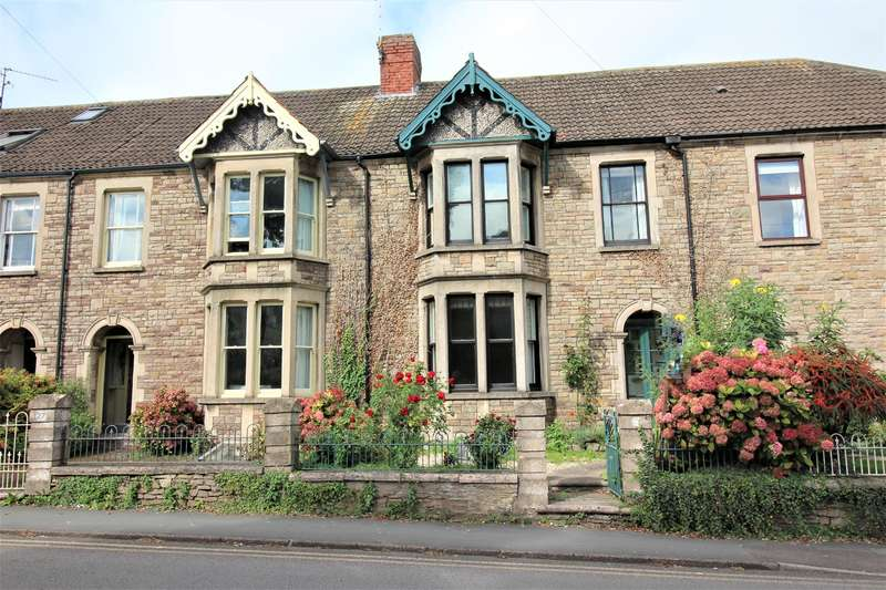 3 Bedrooms Terraced House for sale in Gloucester Road, Thornbury, BS35 1DJ