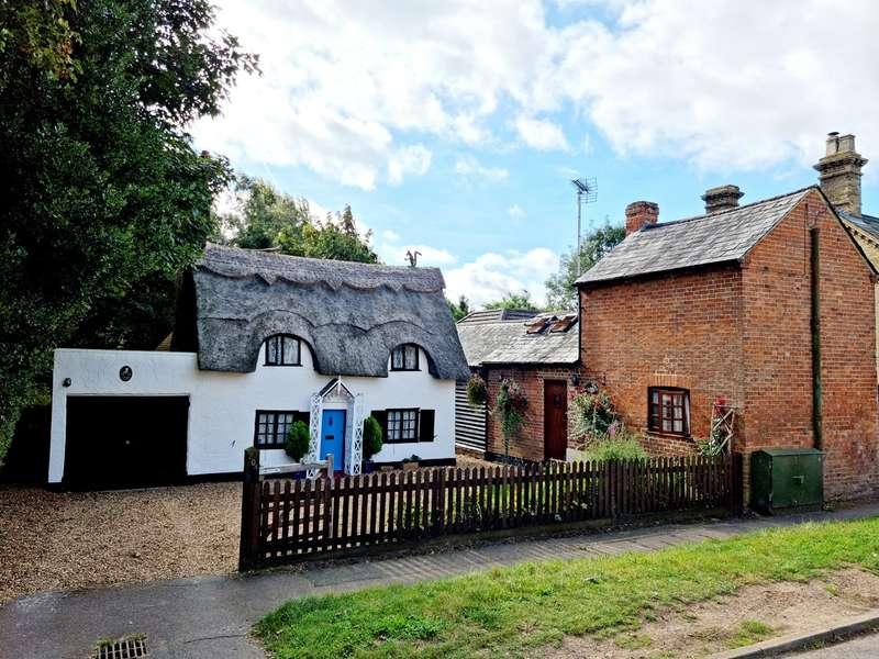 3 Bedrooms Cottage House for sale in Clophill Road, Maulden, Bedfordshire, MK45