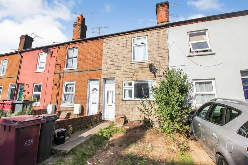 2 Bedrooms Terraced House for sale in Oxford Road, Reading, RG30