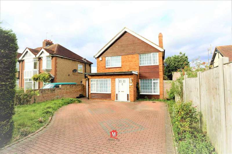 4 Bedrooms Detached House for sale in Clewer Hill Road, Windsor
