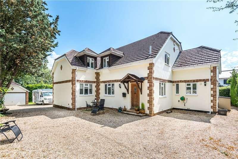 4 Bedrooms Detached House for sale in Waterloo Road, Wokingham, RG40