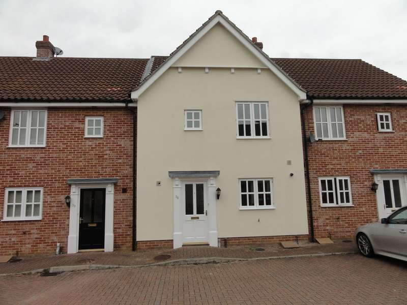 3 Bedrooms Property for rent in Daisy Avenue, Bury St Edmunds IP32
