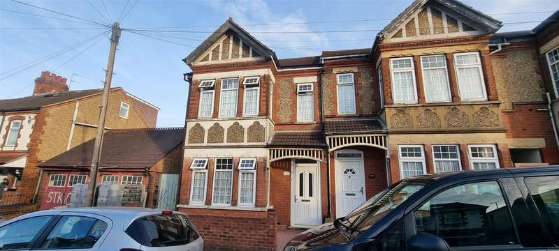 3 Bedrooms End Of Terrace House for sale in Mansfield Road, Luton