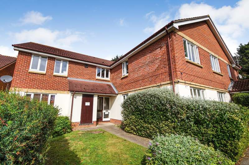 2 Bedrooms Apartment Flat for sale in Waterloo Rise, Reading, RG2
